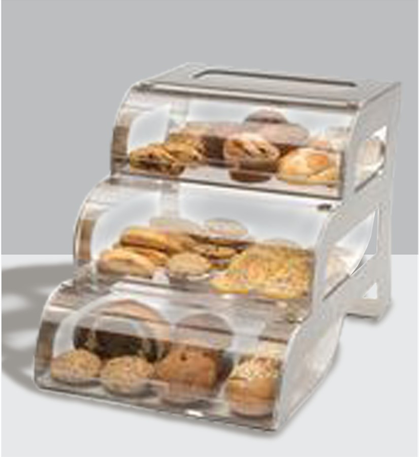 round pastry display - 825×900